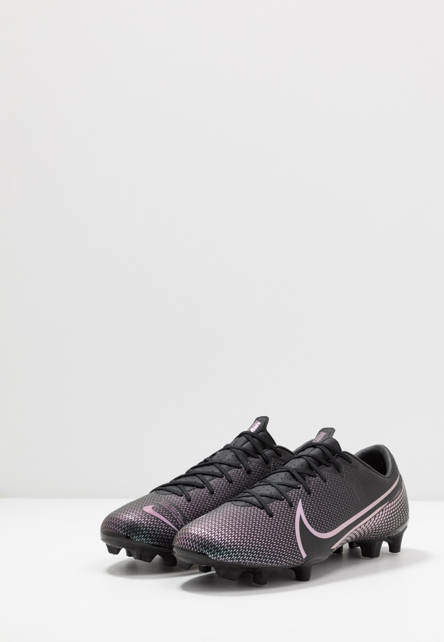 Nike Performance MERCURIAL VAPOR 13 ACADEMY MG - Korki Lanki - black