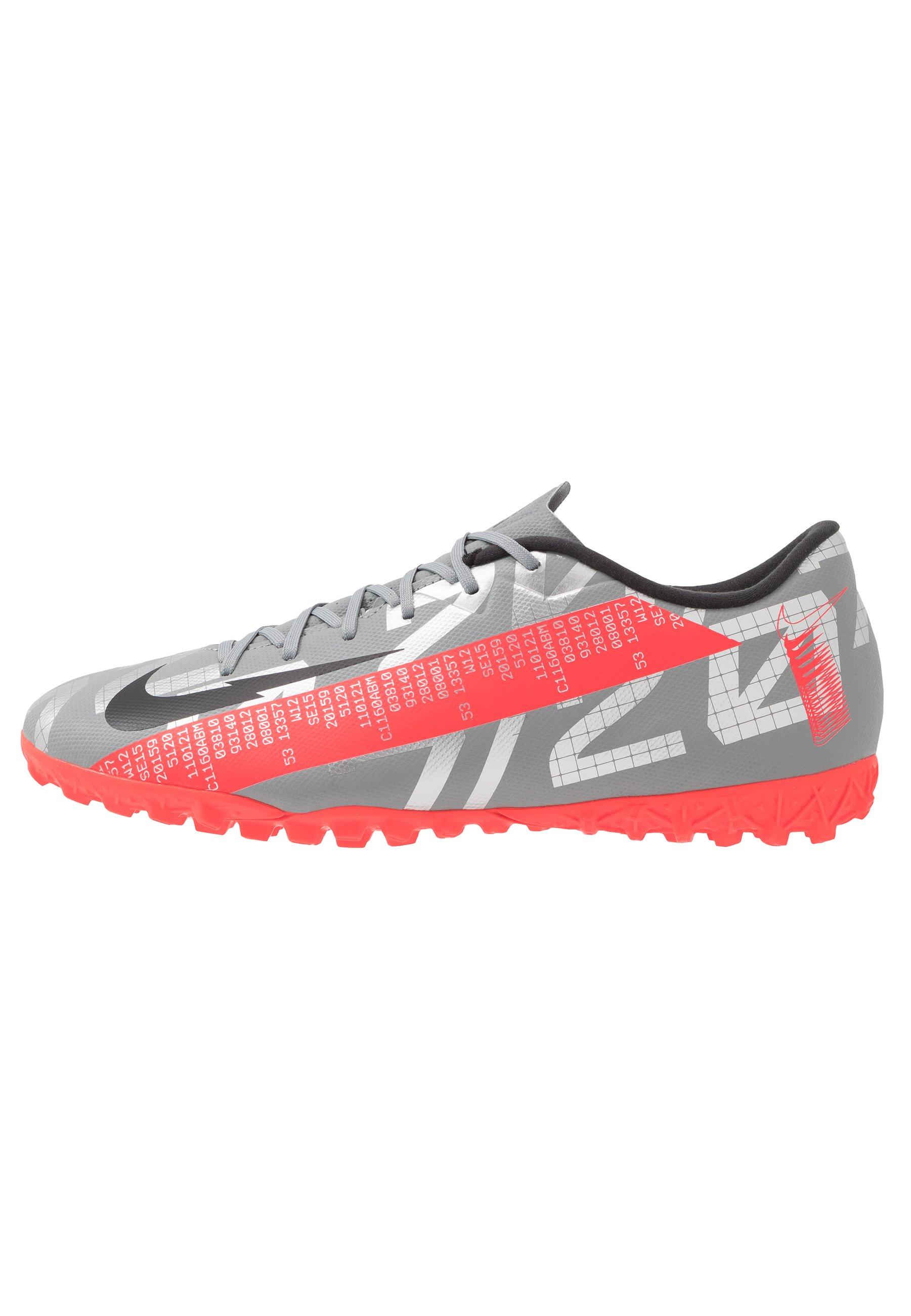 MERCURIAL VAPOR 13 ACADEMY TF Chaussures de foot multicrampons metallic bomber greyblackparticle grey