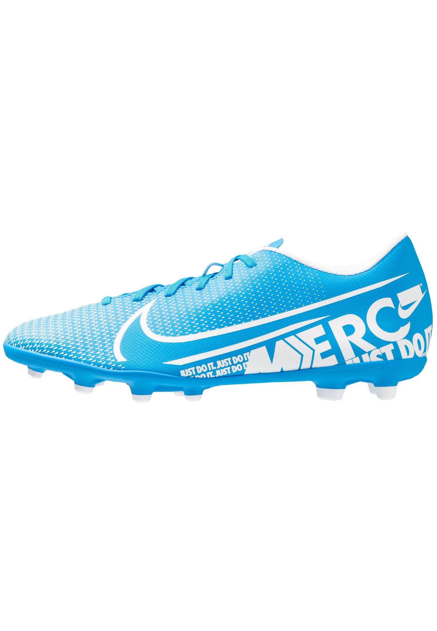 MERCURIAL VAPOR Chaussures de foot à crampons blue herowhiteobsidian