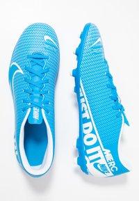 Nike Performance - MERCURIAL VAPOR - Voetbalschoenen met kunststof noppen - blue hero/white/obsidian - 1
