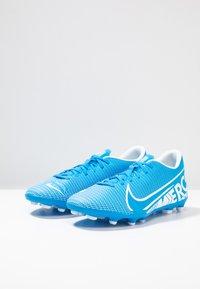 Nike Performance - MERCURIAL VAPOR - Voetbalschoenen met kunststof noppen - blue hero/white/obsidian - 2