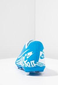 Nike Performance - MERCURIAL VAPOR - Voetbalschoenen met kunststof noppen - blue hero/white/obsidian - 3
