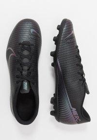 Nike Performance - MERCURIAL VAPOR - Voetbalschoenen met kunststof noppen - black - 1