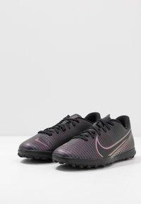 Nike Performance - MERCURIAL VAPOR 13 CLUB TF - Korki Turfy - black - 2