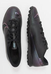 Nike Performance - MERCURIAL VAPOR 13 CLUB TF - Korki Turfy - black - 1