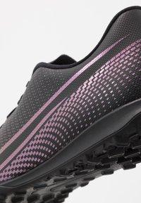 Nike Performance - MERCURIAL VAPOR 13 CLUB TF - Korki Turfy - black - 5
