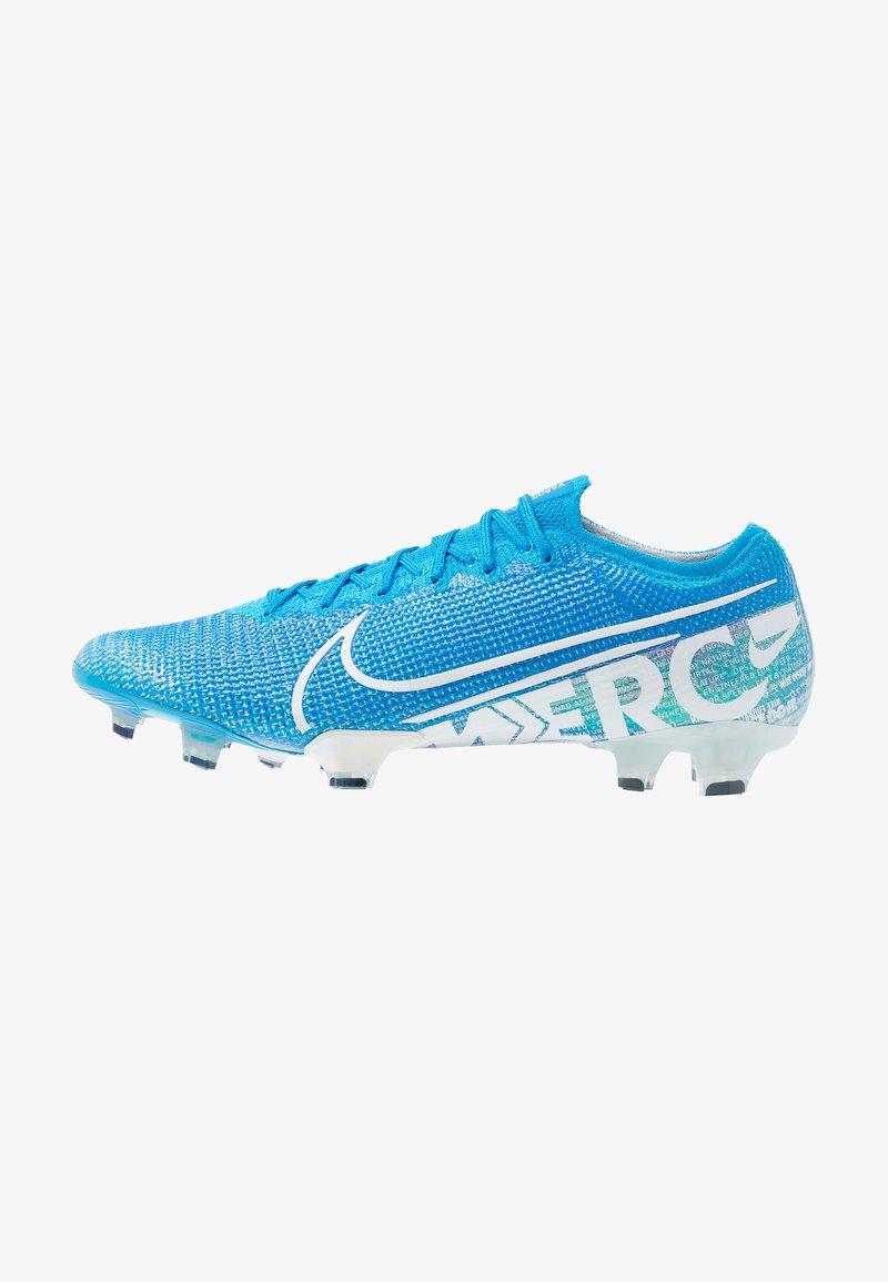 Nike Performance - MERCURIAL VAPOR 13 ELITE FG - Kopačky lisovky - blue hero/white/obsidian