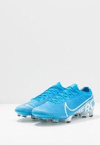 Nike Performance - MERCURIAL VAPOR 13 ELITE FG - Kopačky lisovky - blue hero/white/obsidian - 2