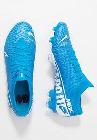 Nike Performance - VAPOR 13 PRO FG - Tekonurmikengät - blue hero/white/obsidian - 1