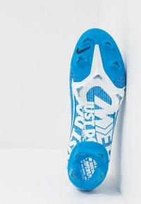 Nike Performance - VAPOR 13 PRO FG - Tekonurmikengät - blue hero/white/obsidian - 4