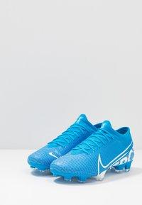 Nike Performance - VAPOR 13 PRO FG - Tekonurmikengät - blue hero/white/obsidian - 2