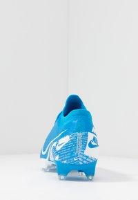 Nike Performance - VAPOR 13 PRO FG - Tekonurmikengät - blue hero/white/obsidian - 3