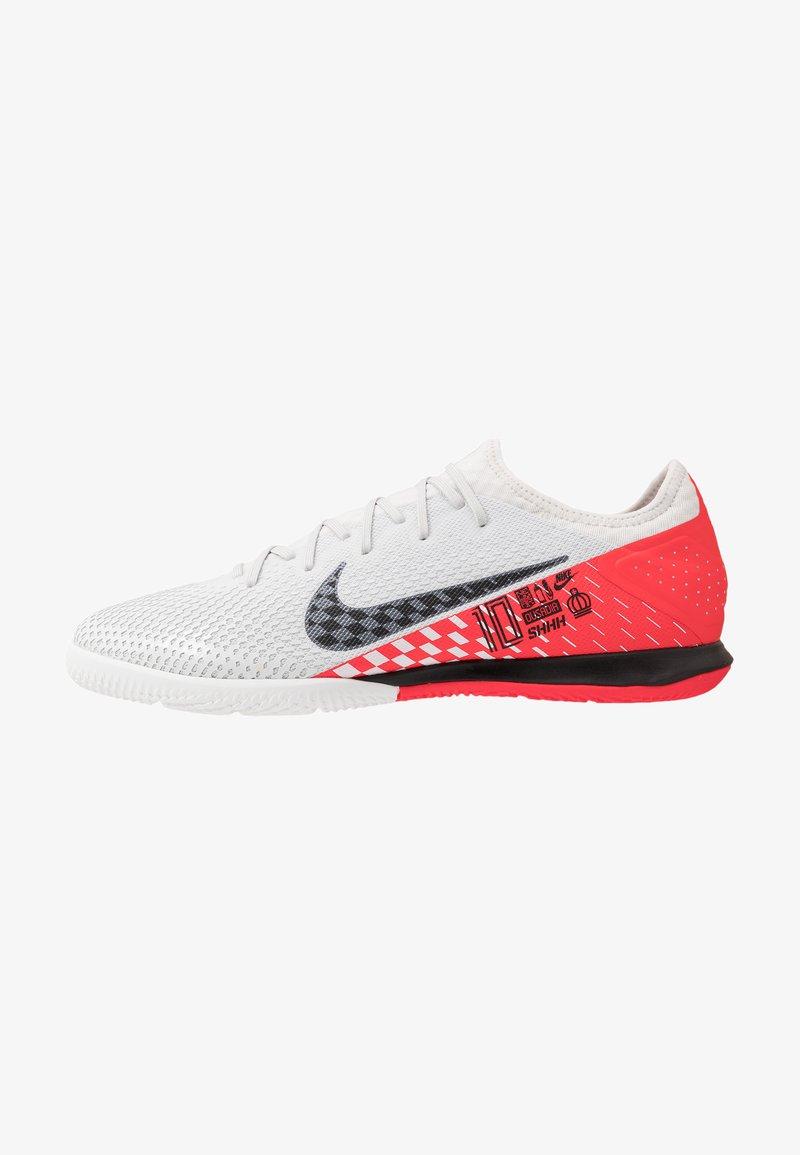 Nike Performance - VAPOR 13 PRO NEYMAR IC - Fußballschuh Halle - platinum tint/black/red orbit/white