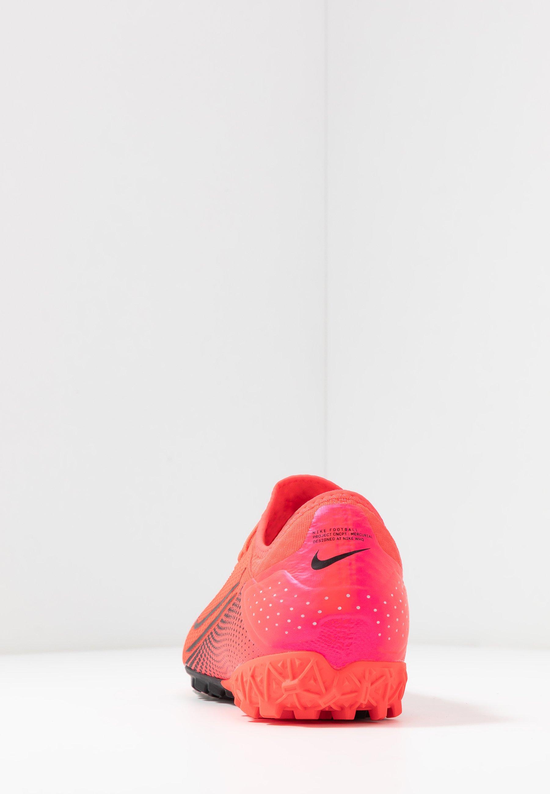 MERCURIAL VAPOR 13 PRO TF Chaussures de foot multicrampons laser crimsonblack