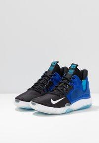 Nike Performance - KD TREY 5 VII - Obuwie do koszykówki - racer blue/white/black/blue hero/deep royal blue - 2
