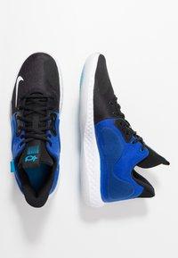 Nike Performance - KD TREY 5 VII - Obuwie do koszykówki - racer blue/white/black/blue hero/deep royal blue - 1