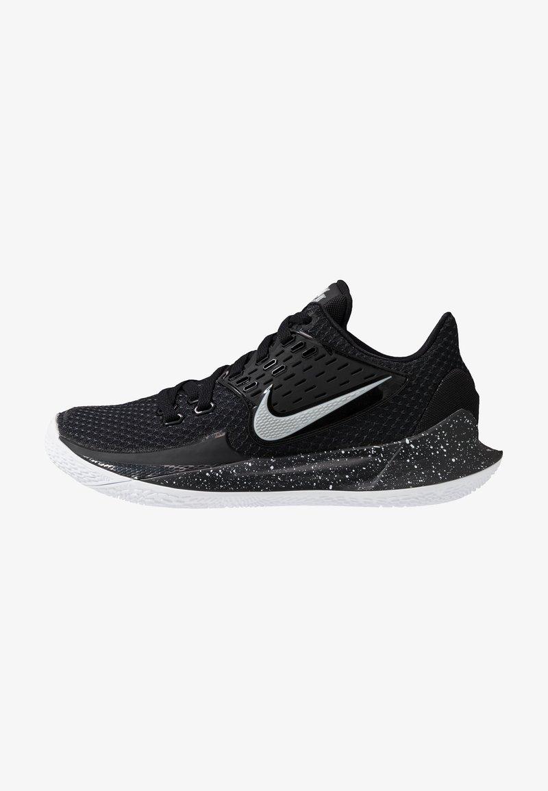 Nike Performance - KYRIE LOW 2 - Basketball shoes - black/metallic silver