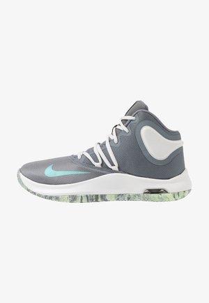 AIR VERSITILE IV - Basketbalové boty - cool grey/dark grey/platinum tint/lab green