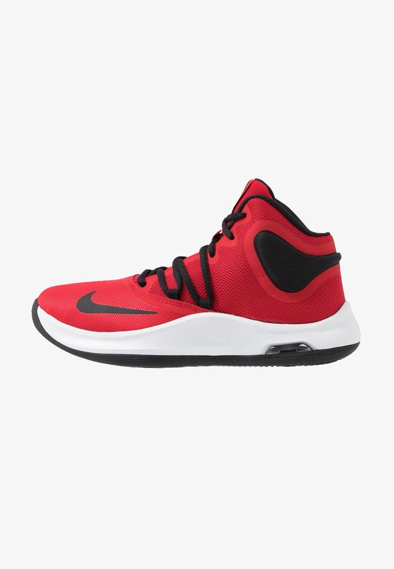 Nike Performance - AIR VERSITILE IV - Obuwie do koszykówki - university red/black/white