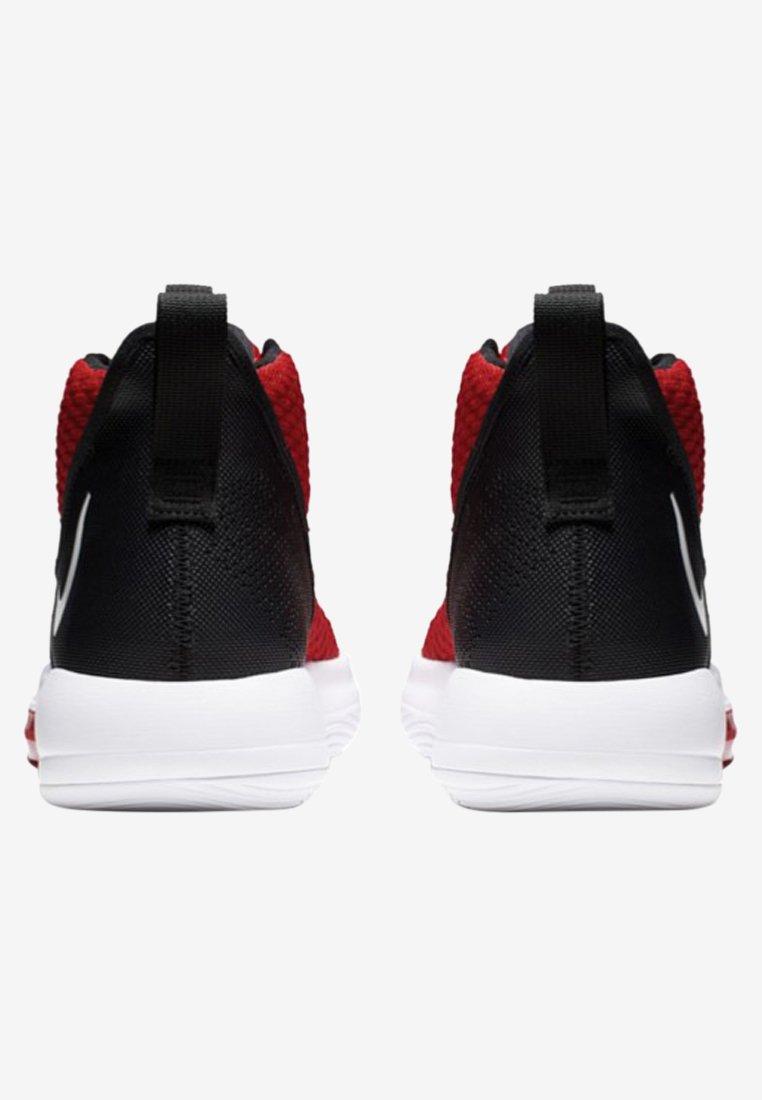 ZOOM RIZE TB Chaussures de basket university redblackwhite