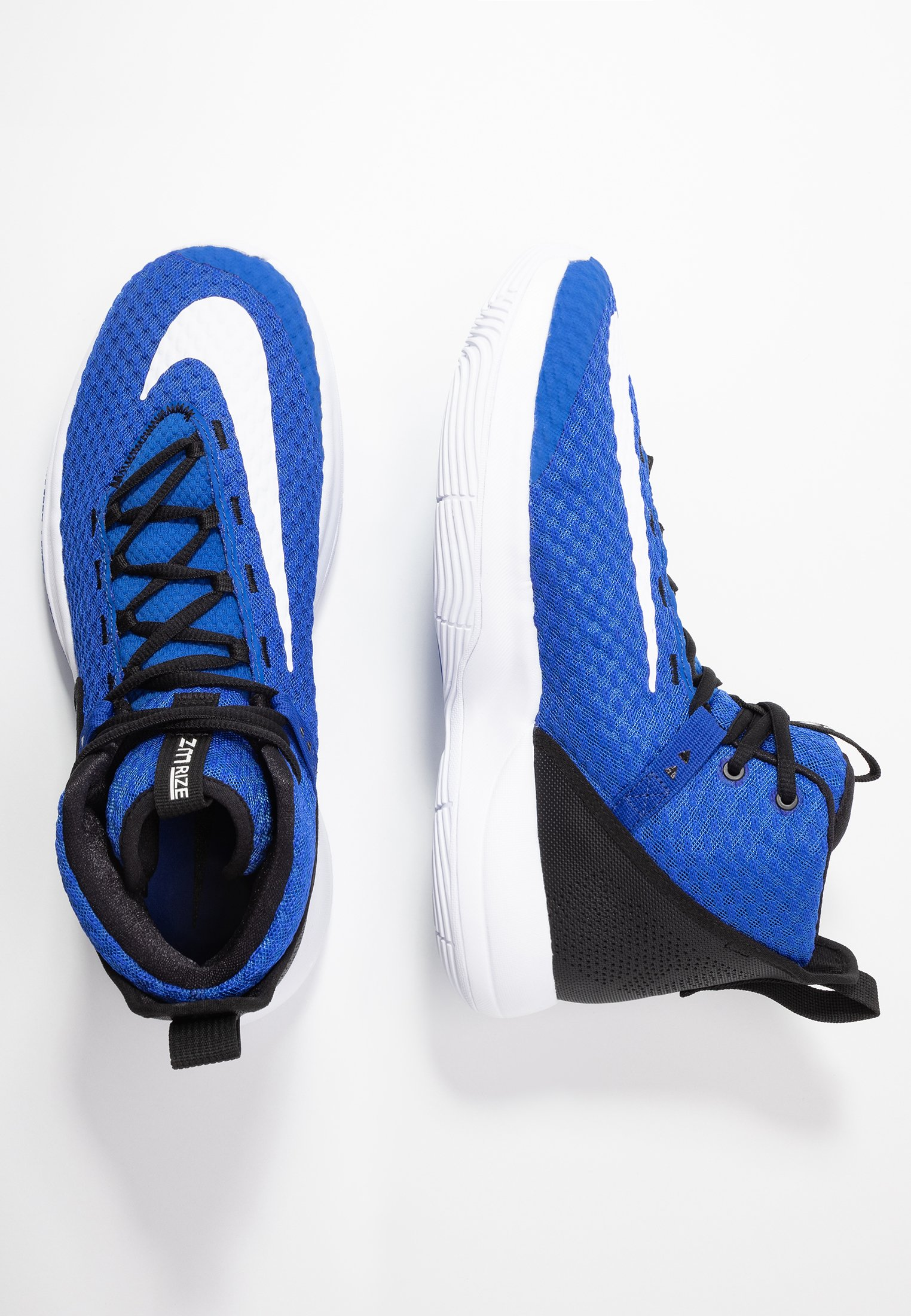 ZOOM RIZE TB Chaussures de basket game royalwhiteblack