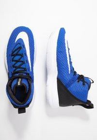 Nike Performance - ZOOM RIZE TB - Obuwie do koszykówki - game royal/white/black - 1