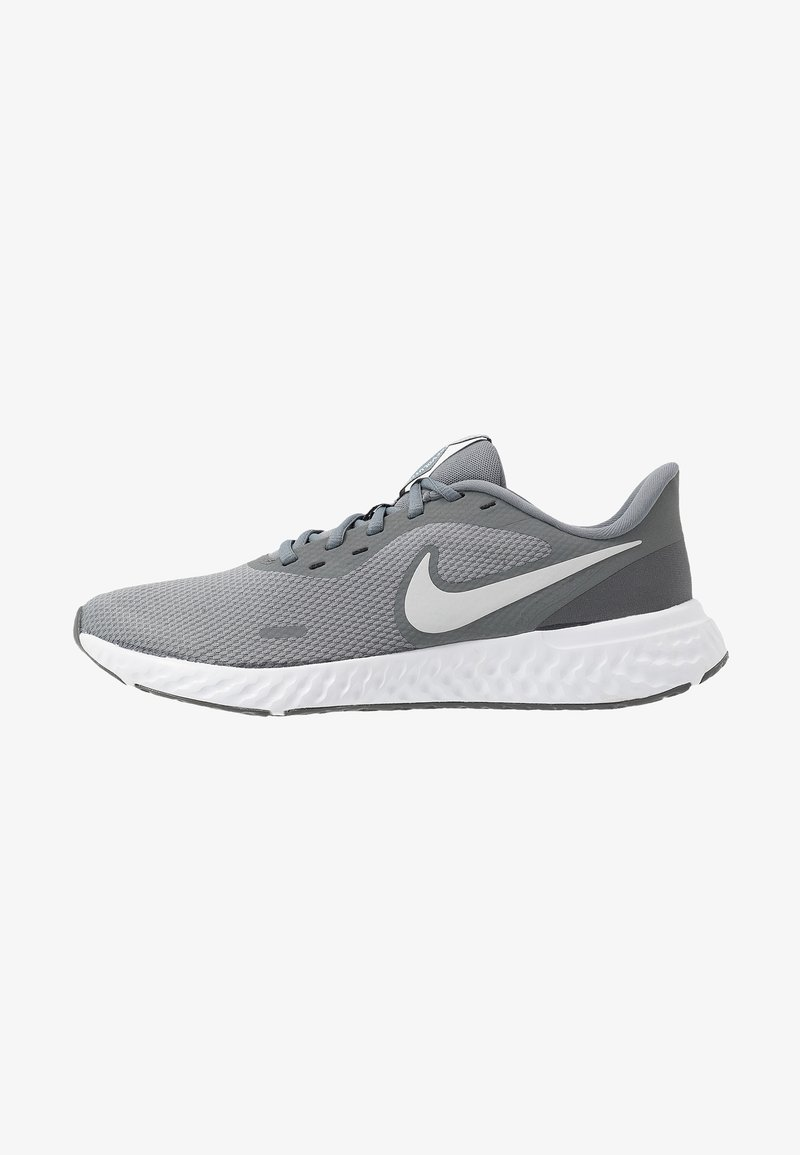 Nike Performance - REVOLUTION 5 - Neutral running shoes - cool grey/pure platinum/dark grey