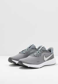 Nike Performance - REVOLUTION 5 - Neutral running shoes - cool grey/pure platinum/dark grey - 2