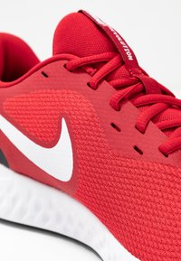Nike Performance - REVOLUTION 5 - Neutral running shoes - gym red/white/black - 5