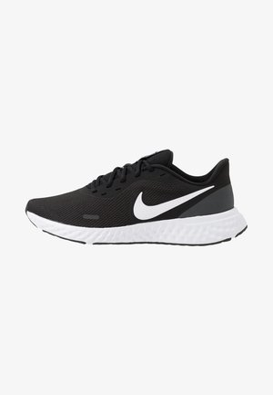 REVOLUTION 5 - Scarpe running neutre - black/white/anthracite