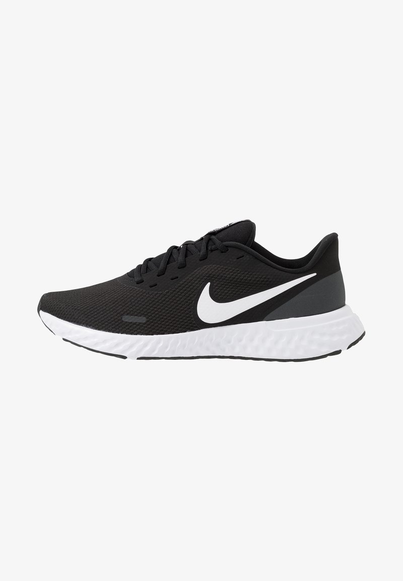 Nike Performance - REVOLUTION 5 - Neutrala löparskor - black/white/anthracite