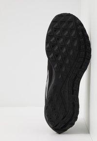 Nike Performance - ZOOM PEGASUS 36 TRAIL GTX - Trail running shoes - black/thunder grey/total orange - 4