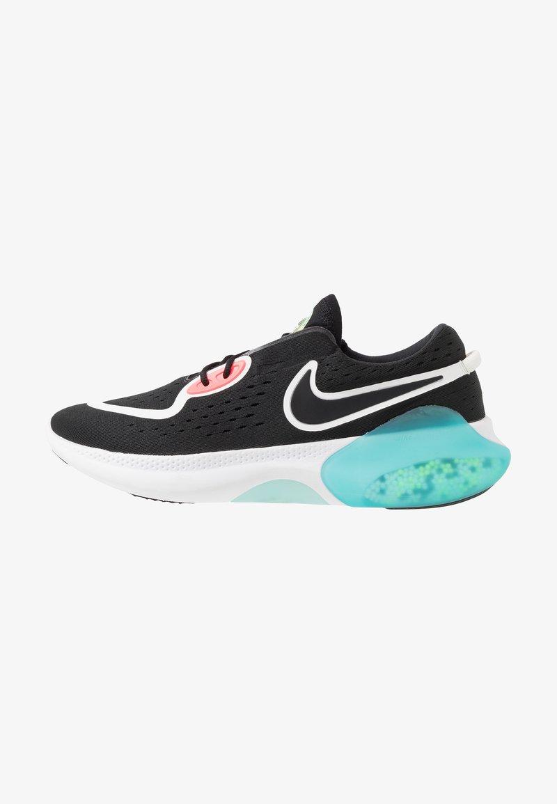 Nike Performance - JOYRIDE DUAL RUN - Hardloopschoenen neutraal - black/metallic summit white/hot punch