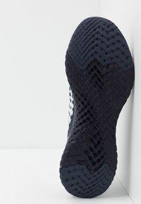 Nike Performance - EPIC PHANTOM REACT FLYKNIT CODY - Neutrala löparskor - platinum tint/white/obsidian - 4