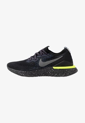 EPIC REACT FLYKNIT 2 SE - Neutrala löparskor - black/sequoia/summit white