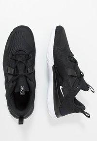 Nike Performance - RENEW ARENA SPT - Zapatillas de running neutras - black/white - 1