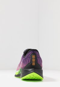 Nike Performance - ZOOM PEGASUS TURBO 2 WILD RUN - Löparskor för tävling - black/green/orange/purple - 3