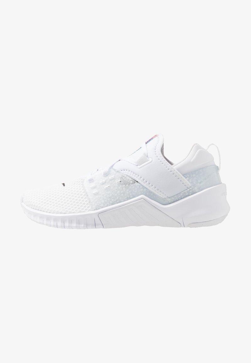 Nike Performance - FREE METCON 2 CR7 - Kuntoilukengät - white