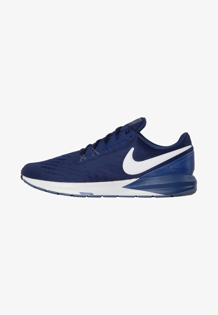 Nike Performance - AIR ZOOM STRUCTURE  - Trainers - marine
