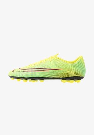 MERCURIAL VAPOR 13 ACADEMY MDS AG - Voetbalschoenen met kunststof noppen - lemon/black/aurora green