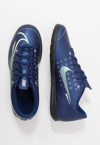 Nike Performance - MERCURIAL VAPOR 13 CLUB IC - Botas de fútbol sin tacos - blue void/metallic silver - 1