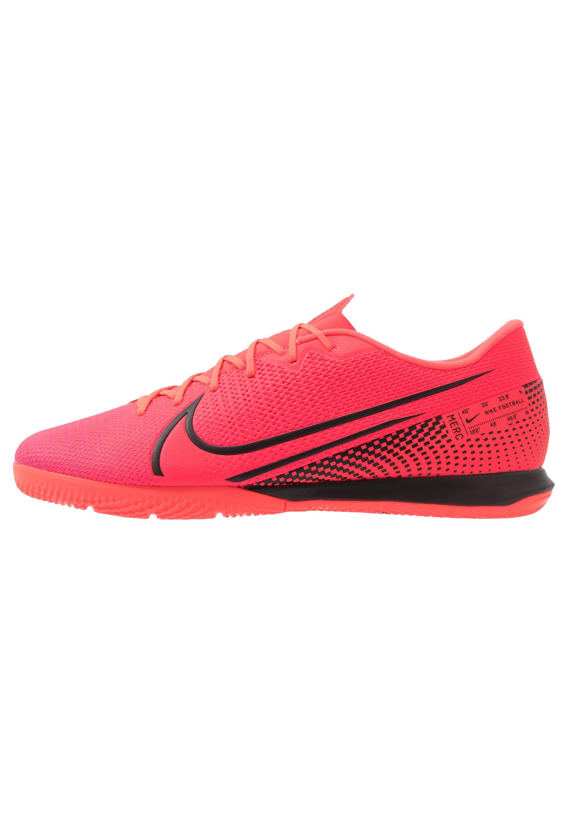 Nike Performance Mercurial Vapor 13 Academy Ic - Fotbollsskor Inomhusskor Laser Crimson/black