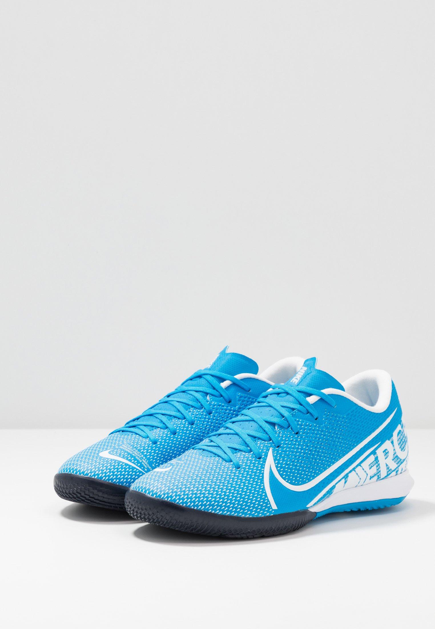 MERCURIAL VAPOR 13 ACADEMY IC Chaussures de foot en salle blue herowhiteobsidian
