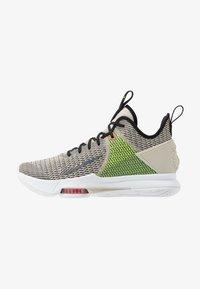 Nike Performance - LEBRON WITNESS IV - Indoorskor - string/black/volt/bright crimson/white - 0