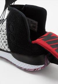 Nike Performance - AIR ZOOM UNVRSE FLYEASE - Obuwie do koszykówki - white - 5