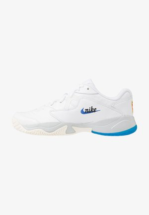 COURT LITE 2 - Multicourt tennis shoes - white/game royal/sail/pure platinum
