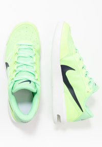 Nike Performance - COURT AIR MAX VAPOR WING MS - Multicourt tennis shoes - ghost green/blackened blue/aphid green - 1
