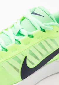 Nike Performance - COURT AIR MAX VAPOR WING MS - Multicourt tennis shoes - ghost green/blackened blue/aphid green - 5