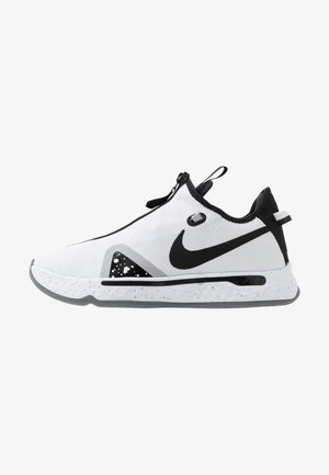 PG 4 - Basketball shoes - white/black/pure platinum
