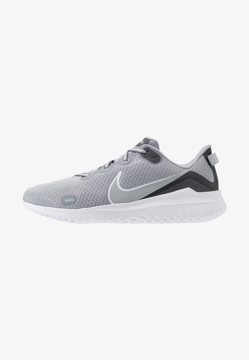 Nike Performance - RENEW RIDE - Neutral running shoes - wolf grey/white/dark grey